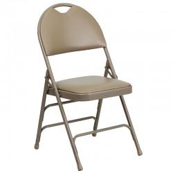 Metal Folding Chair prato4