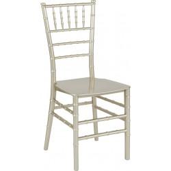 Resin Stacking Chiavari Chair