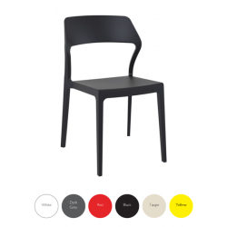 Snow terrasse stacking chair