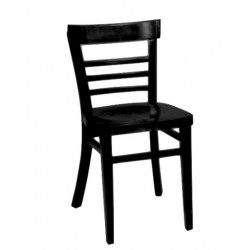 Cafe Bistro wood chair