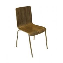 Chrono bentwood chair