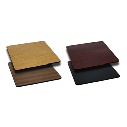 Laminate Square Table Top -...