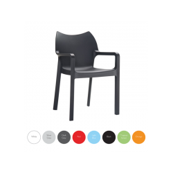 Prince terrasse stacking chair